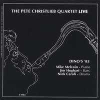 The Pete Christlieb Quartet